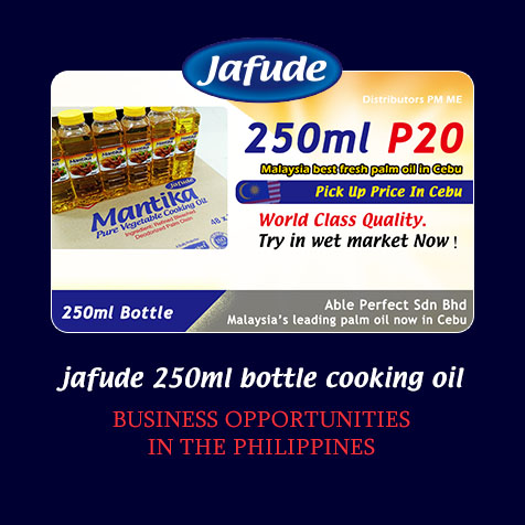 Philippines Cooking Oil Brands, Philippines Cooking Oil