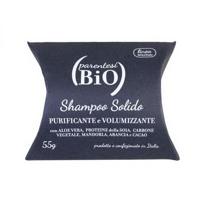 shampoo solido purificante
