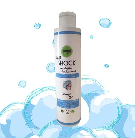 hair shock acqua
