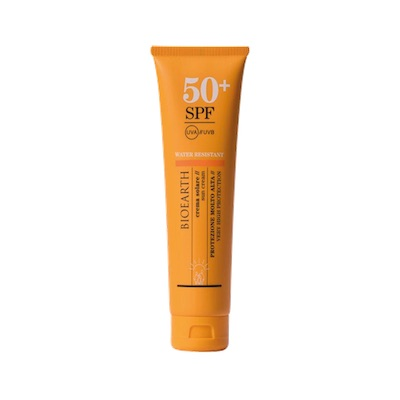 crema solare spf50+