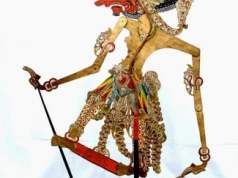 Gambar Wayng Kulit Indrajit - Anak Rahwana