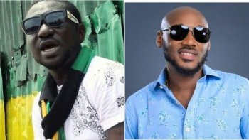 Blackface Files A Law Suit Against 2Face Over Song Theft