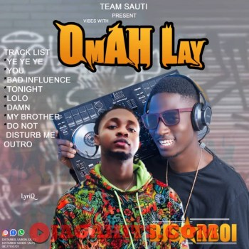 Dj Starboi - Vibes with Omah LAY Mix