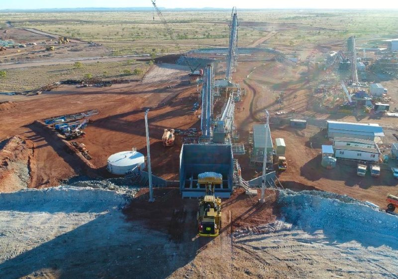 Jagcor Pilgangoora Pilbara Minerals Power Station Construction