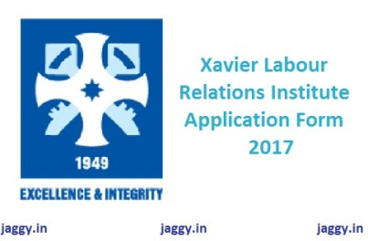 XAT 2017 Application Form
