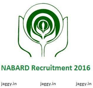 NABARD Recruitment 2016