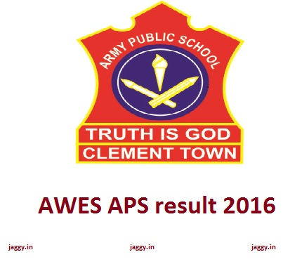 awes result 2016