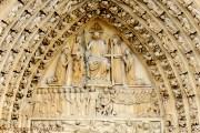 Notre Dame - detalj av valv