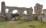 Gudhems klosterruin