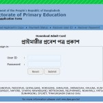 DPE Teletalk Admit Card Download- dpe.teletalk.com.bd