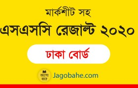 Dhaka Board SSC Result 2020