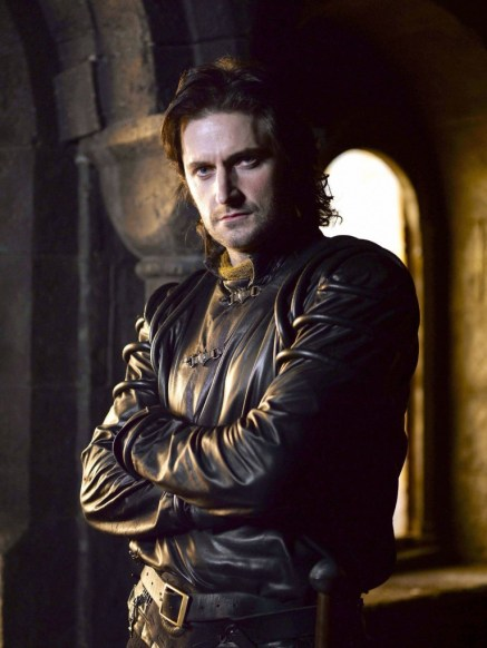 Richard Armitage as Guy of Gisborne, series1-07