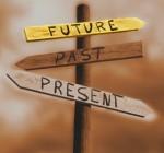 past present sign