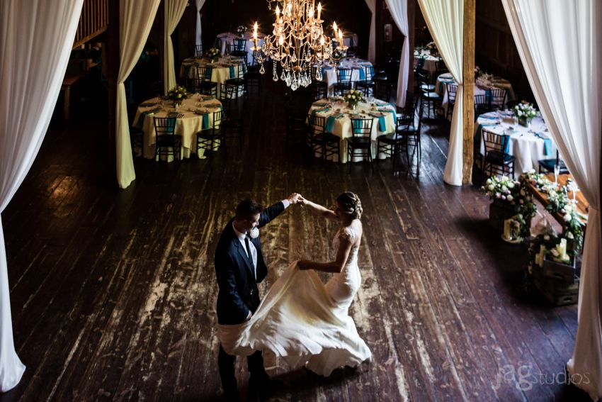 Rustic Charm at The Barns Wedding JAGstudios