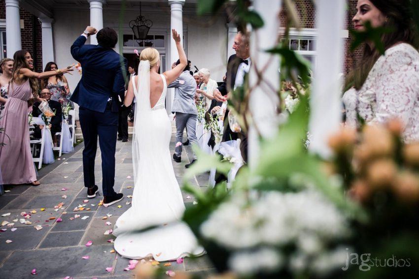 Coveleigh Club Wedding Rye NY JAGstudios
