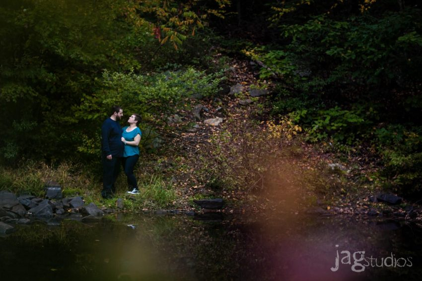 Lakeside Engagement JAGstudios