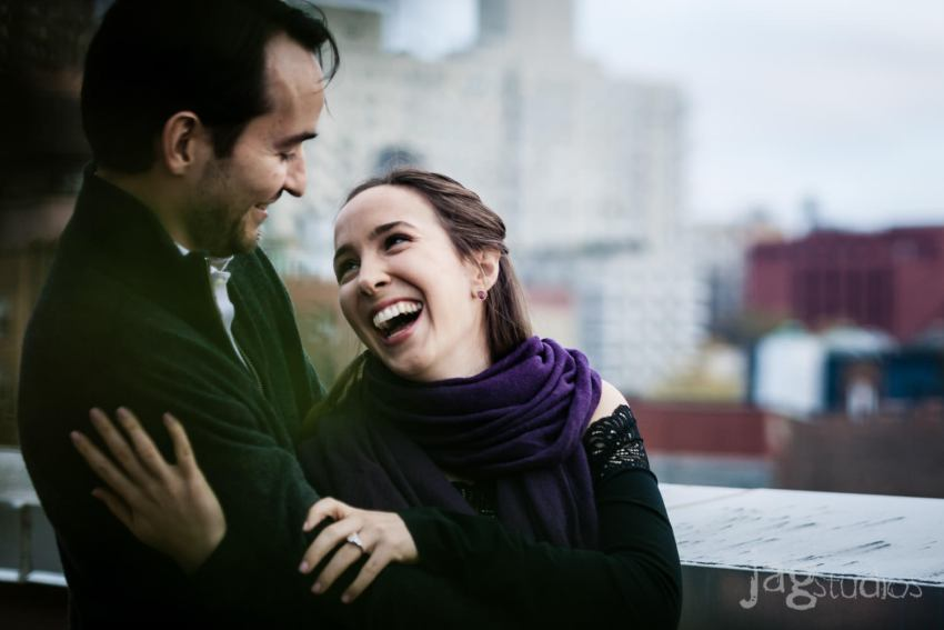 NYC Engagement JAGstudios
