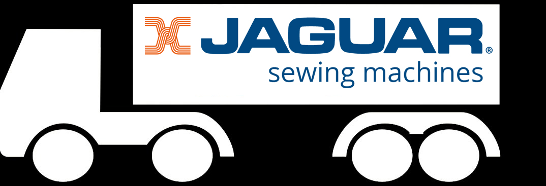 Jaguar Sewing Machines delivery