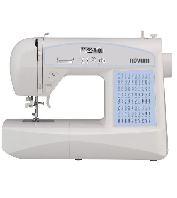 Jaguar Sewing Machine Novum Prime 594