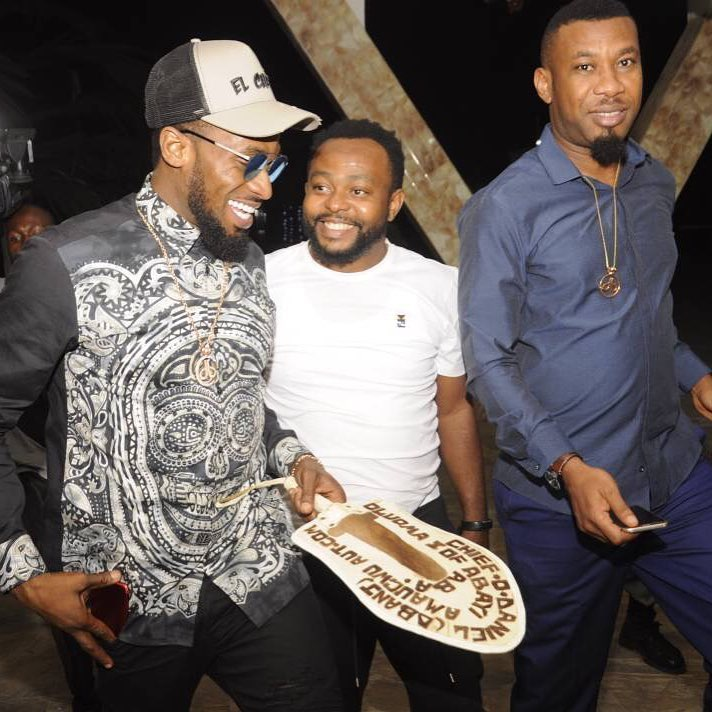 D'banj Bags Chieftaincy Title In Imo