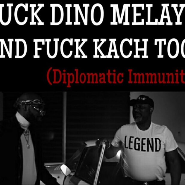 Fuck Kino Melaye and Fuck Kach Too