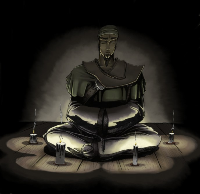 Meditation in Imbalance