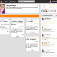 Glipho: Bringing Social Back to Blogging