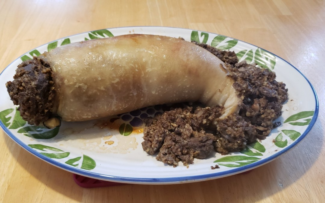 Ode to a Sassenach Haggis (Part Two)