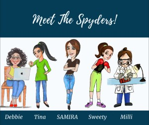 Meet The Spyders