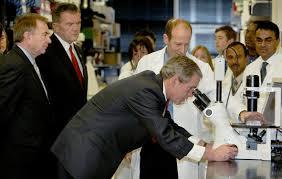 President Bush Stem Cells