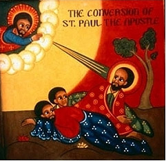 Repentance of St. Paul