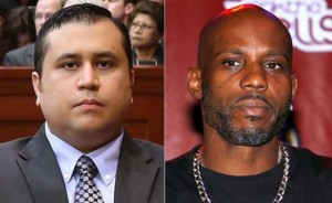 George Zimmerman Fight DMX