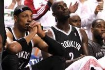 LeBron Garnett & Pierce