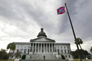 Confederate Flag SC Capitol