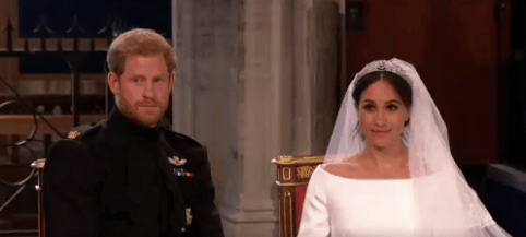 royal wedding irony