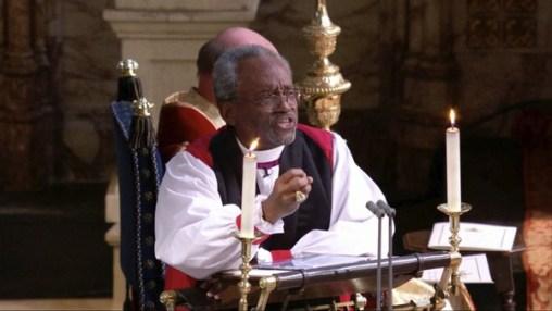 royal wedding bishop curry