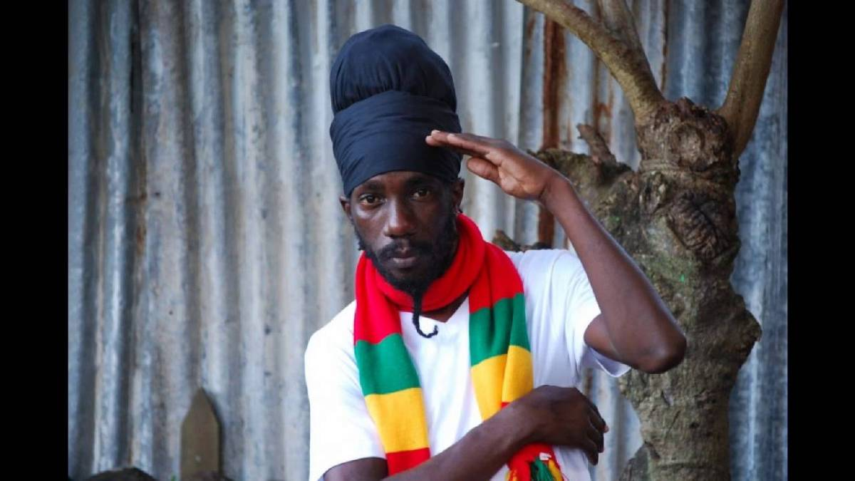 Sizzla – From The East Side
