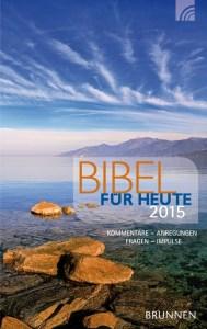 Cover Bibel für heute 2015
