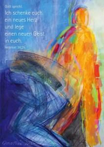 Jahreslosung 2017 Dorothee Krämer