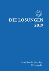 Cover Die Losungen 2019