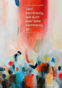 Jahreslosung 2021 Motiv Sabine Waldmann-Brun