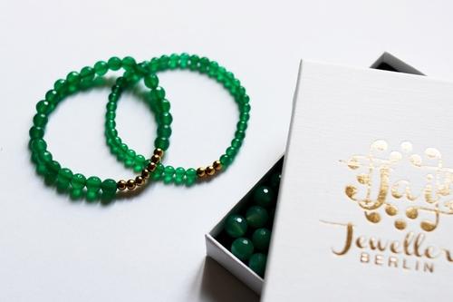 Grünachat Armband