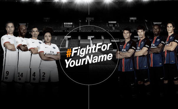 PSG fight-for-your-name-JUPDLC0