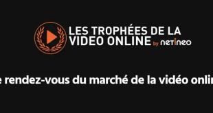 Les Trophées de la vidéo online 2017, c'est maintenant !