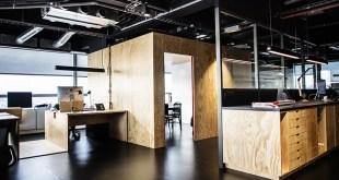 LE 8 : les nouveaux bureaux perchés d'Havas Paris