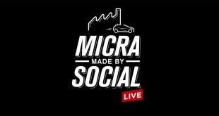 Nissan utilise Facebook Live pour que ses fans personnalisent une Micra