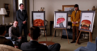Heinz rend la série Mad Men réalité avec une campagne de Don Draper