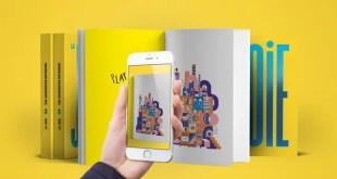 LA JOIE : l'agence MNSTR et 12 artistes créent un carnet connecté… et solidaire !