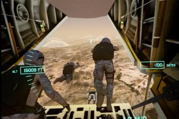 L'US Air Force utilise la VR de Playstation pour son recrutement