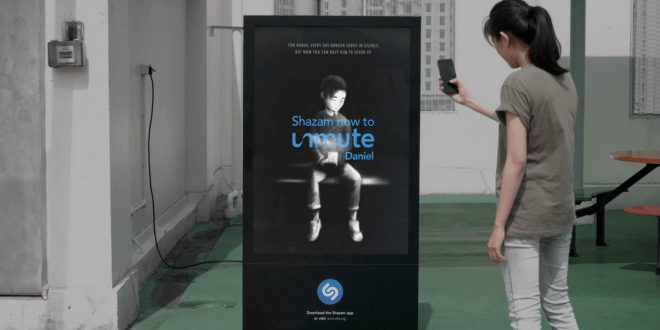 Shazam s'engage dans une campagne contre le harcèlement en ligne